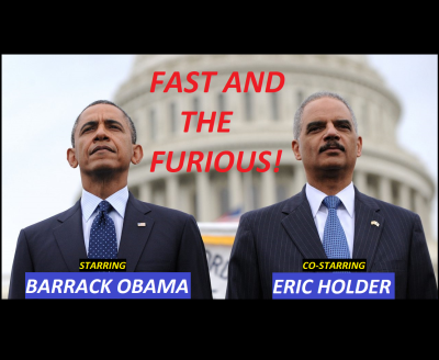 """FAST & FURIOUS"" THE COVER-UP"